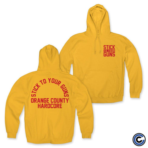 "Stick To Your Guns ""OCHC"" Hoodie"