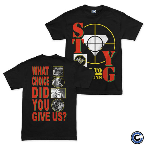 "Stick To Your Guns ""What Choice"" Shirt"