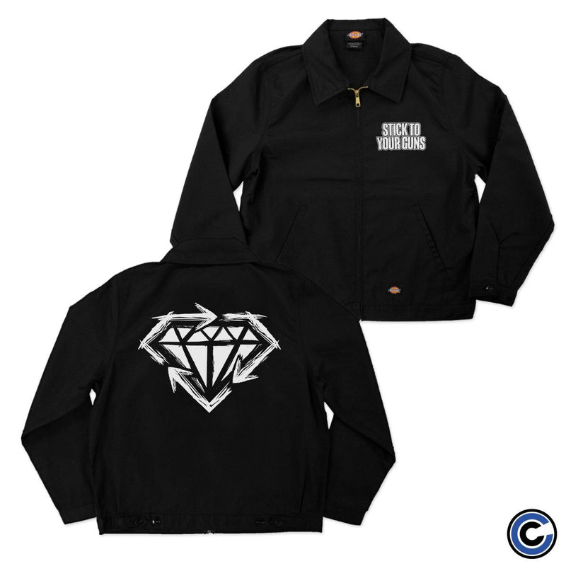 "Stick To Your Guns ""Diamond"" Jacket"