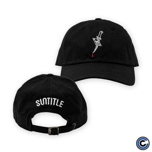 "Buy Now – Suntitle ""Dagger"" Hat – Cold Cuts Merch"