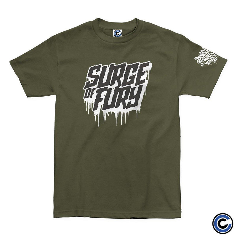 "Surge Of Fury ""Dripping"" Shirt"