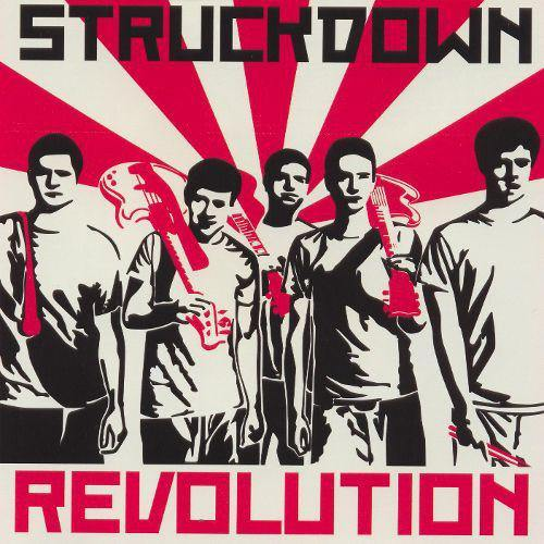 "Struckdown ""Revolution"" CD"