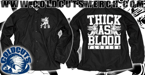 "Thick as Blood  ""Hog Squid"" Breaker"