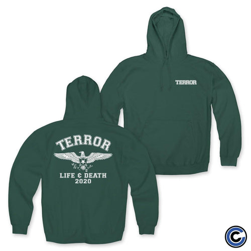 "Terror ""Life and Death 2020"" Hoodie"