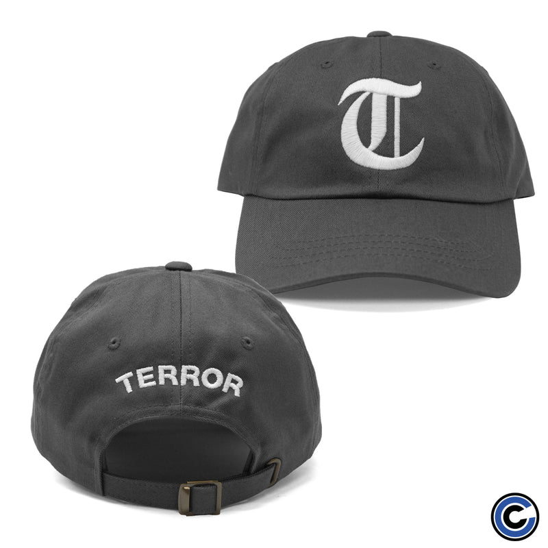 "Buy Now – Terror ""T Logo"" Hat – Cold Cuts Merch"