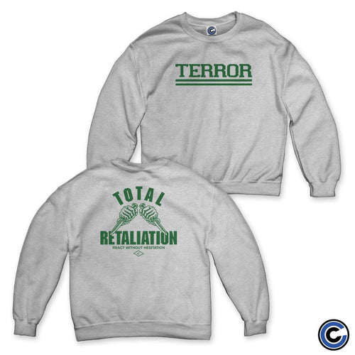 "Terror ""Knives Outward"" Crewneck"