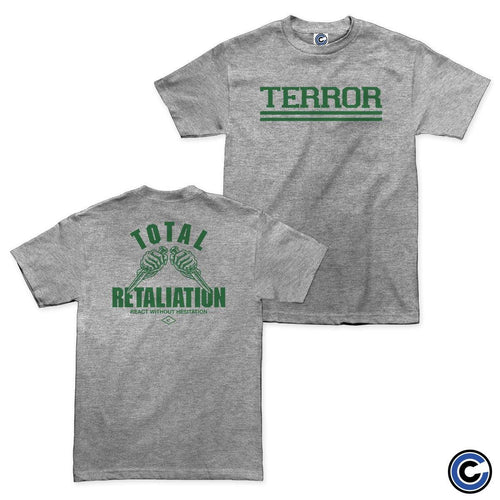 "Terror ""Knives Outward"" Shirt"