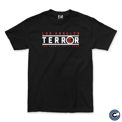 "Terror ""Los Angeles"" Shirt"