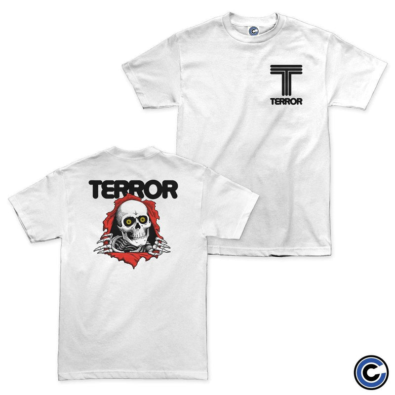 "Terror ""Skeleton"" Shirt"