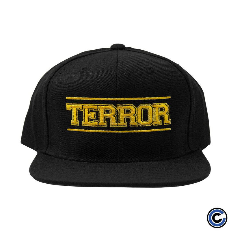 "Buy – Terror ""Deserve"" Snapback – Band & Music Merch – Cold Cuts Merch"