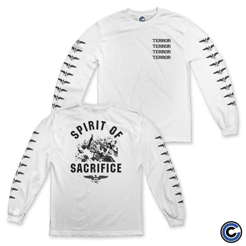 "Buy Now – Terror ""Spirit"" Long Sleeve – Cold Cuts Merch"