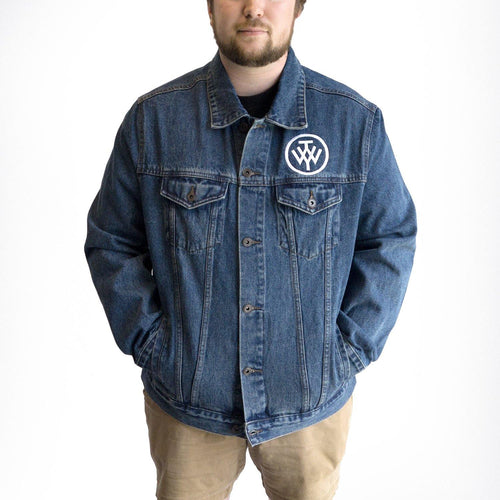 "The Wonder Years ""Sister Cities"" Denim Jacket"