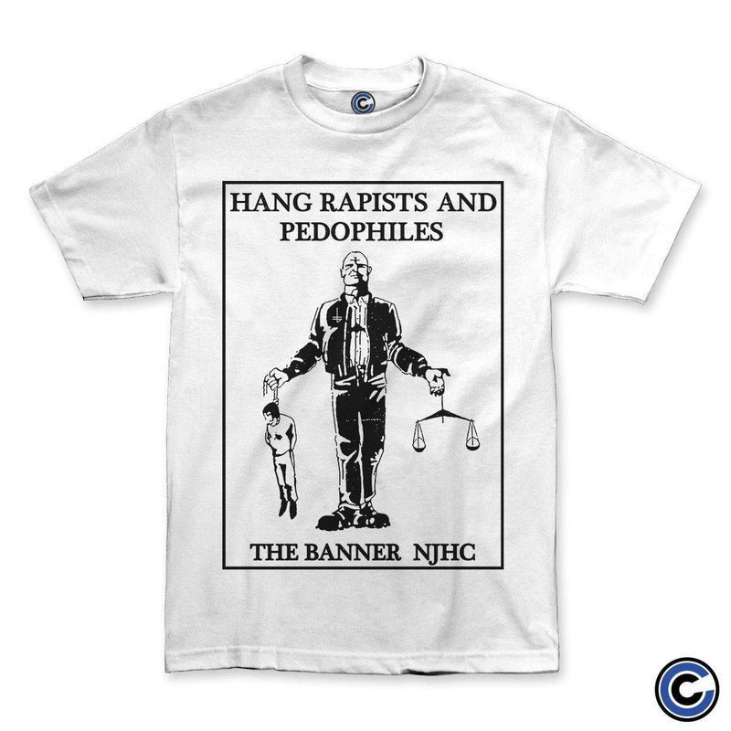 "The Banner ""Hang Rapists"" Shirt"