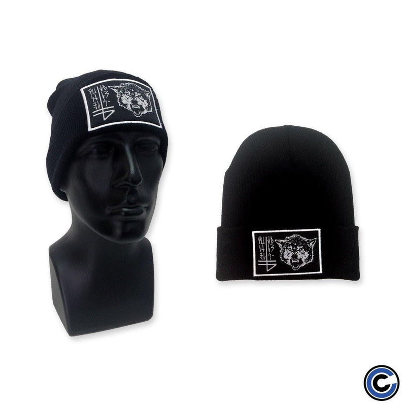 "The Banner ""Patch"" Beanie"
