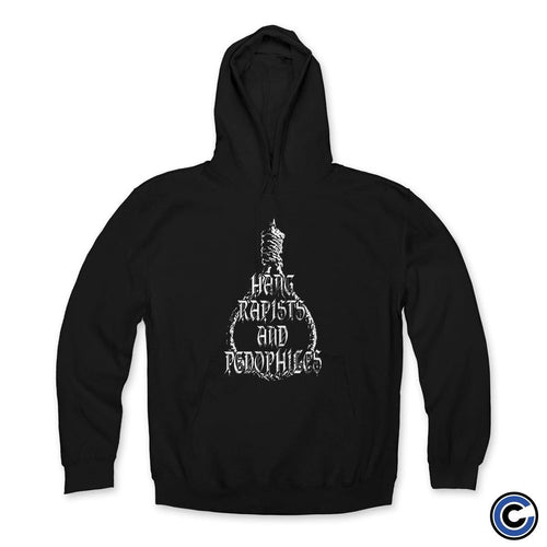 "The Banner ""Hang Rapists"" Hoodie"