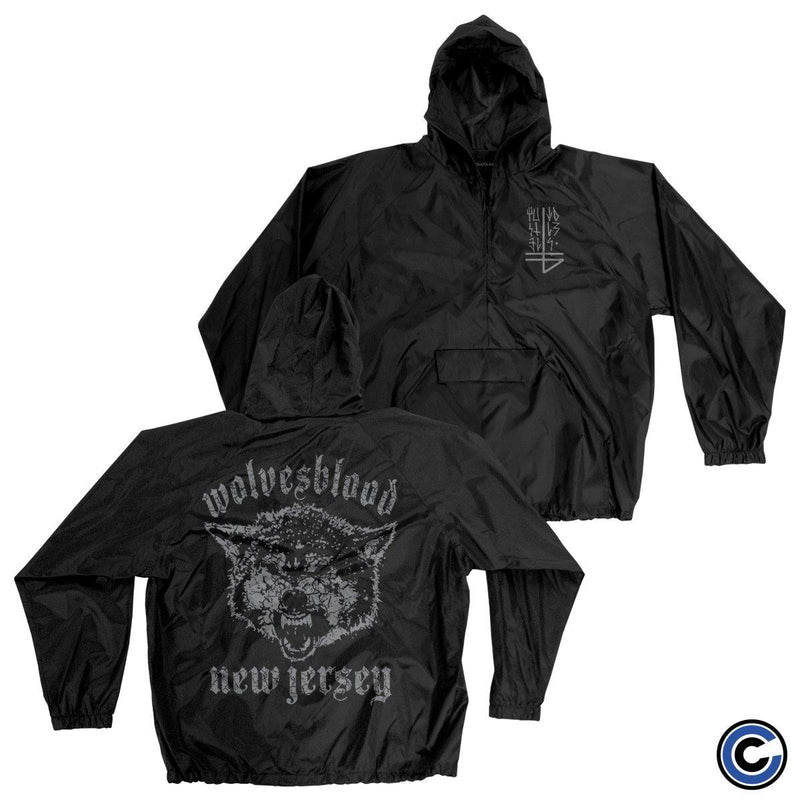 "The Banner ""Wolvesblood"" Zip Up Breaker"