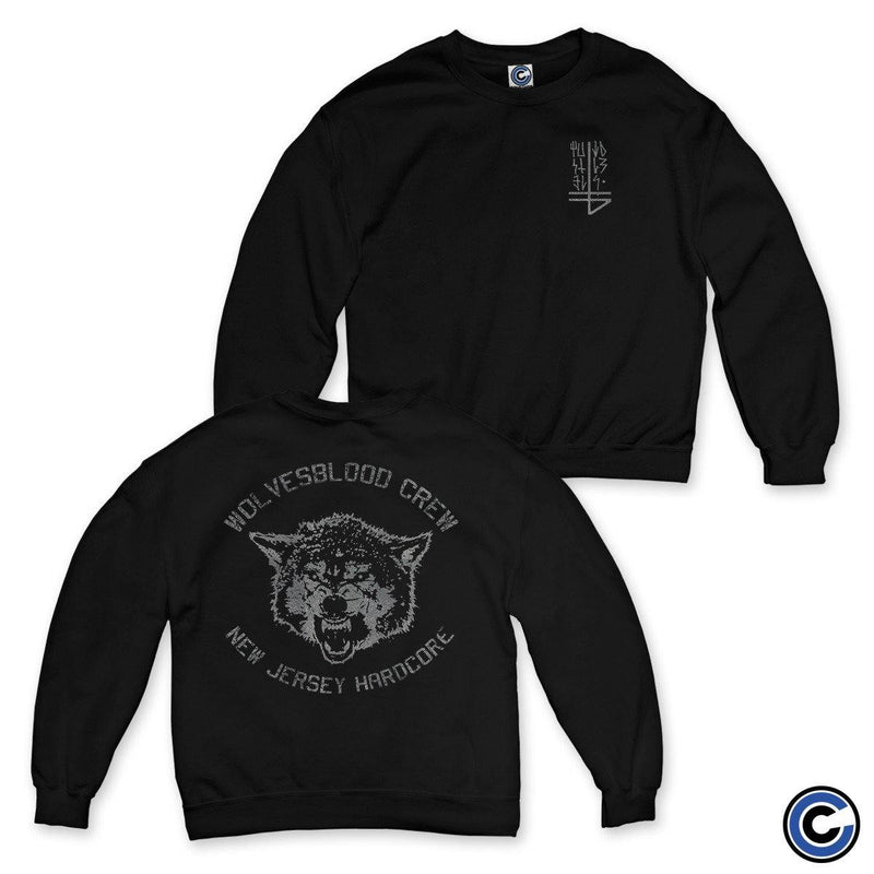 "The Banner ""Wolvesblood"" Crewneck"