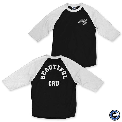 "The Beautiful Ones ""Beautiful Cru"" Baseball Tee"
