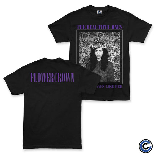 "The Beautiful Ones ""Flower Crown"" Shirt"