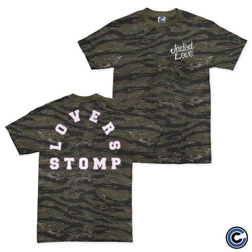 "The Beautiful Ones ""Lovers Stomp"" Camo Shirt"