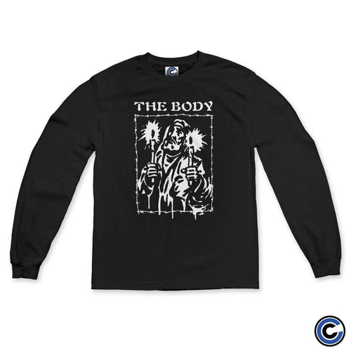 "The Body ""Candles"" Long Sleeve"