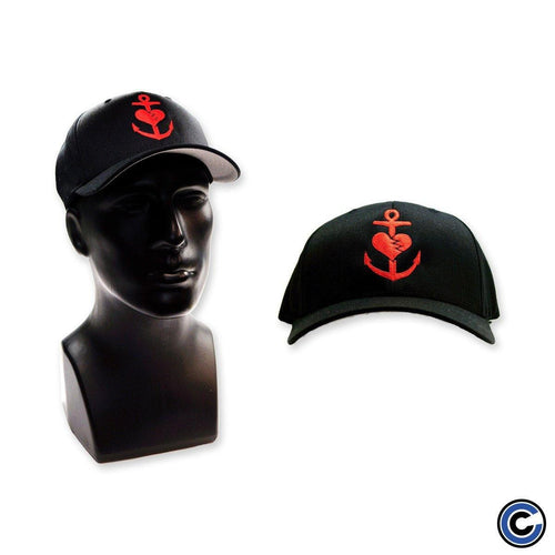 "The Bouncing Souls ""Anchor Heart"" Hat"