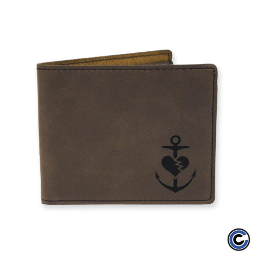"The Bouncing Souls ""Anchor Heart"" Wallet"
