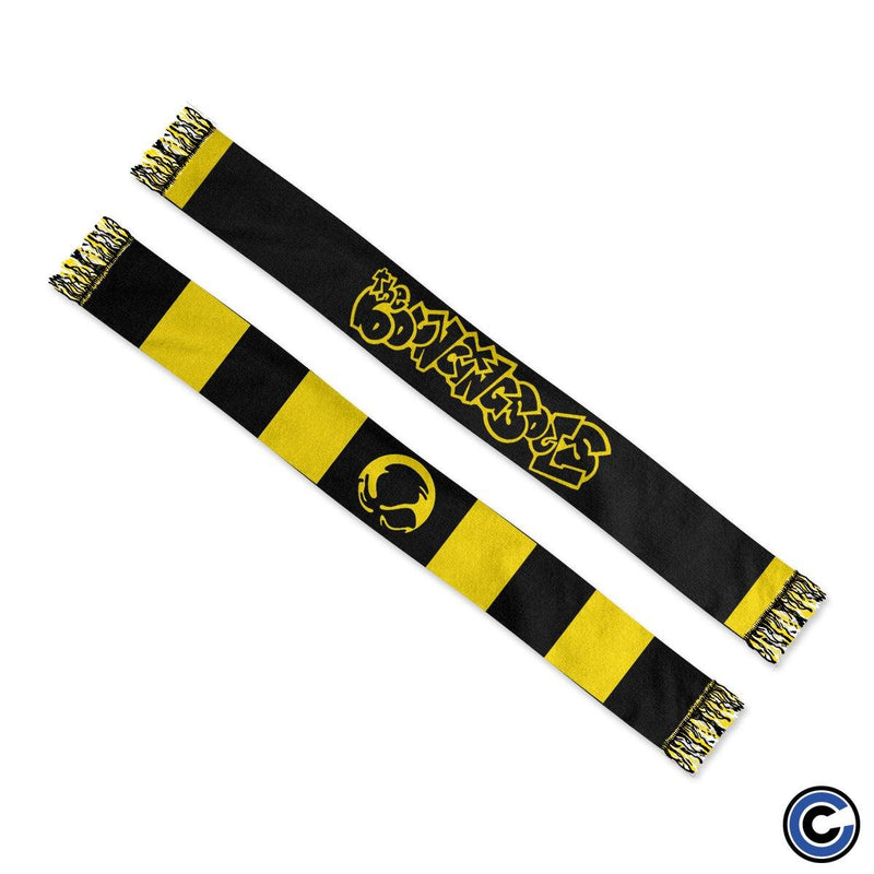 "The Bouncing Souls ""HISMSV"" Scarf"