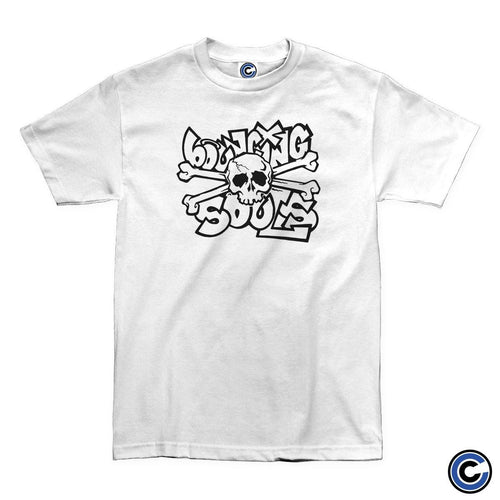 "The Bouncing Souls ""Skull And Crossbones"" Shirt"