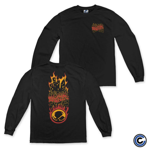 "The Bouncing Souls ""Skyline Fire"" Long Sleeve"