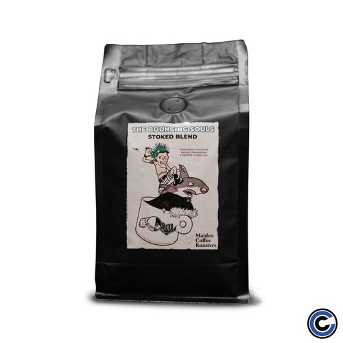 "The Bouncing Souls ""Stoked"" Blend Coffee ft. Maiden Coffee Roasters"