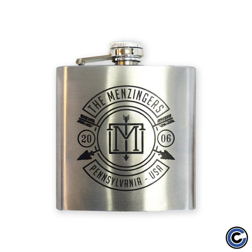 "The Menzingers ""Arrows"" Flask"