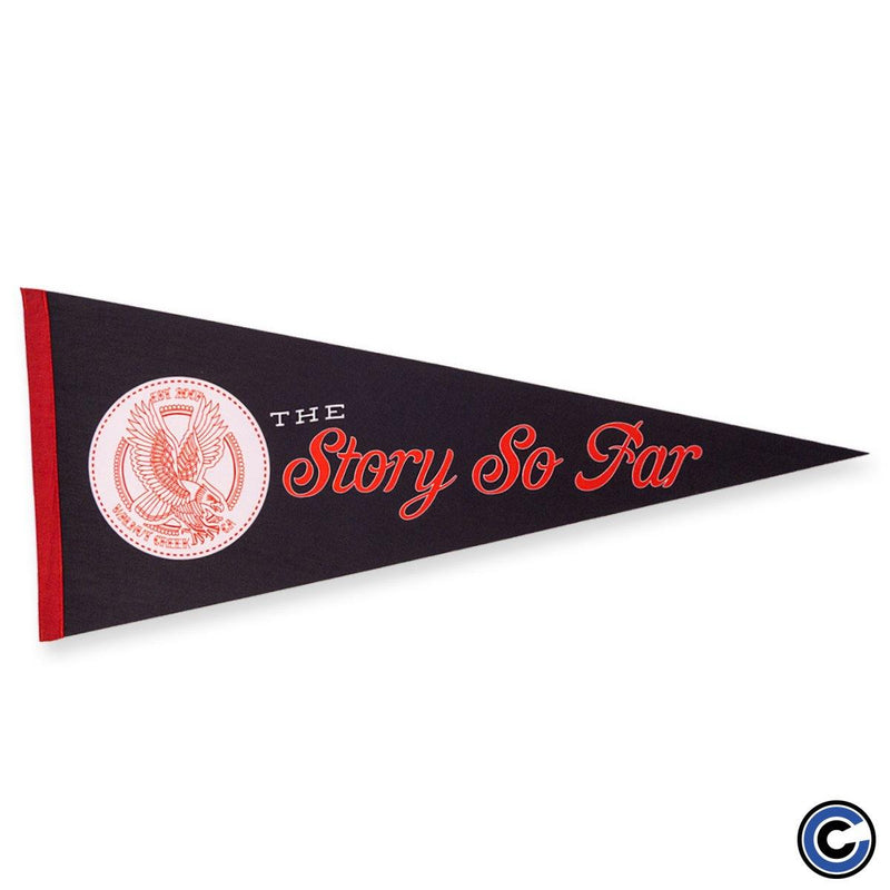 "The Story So Far ""Eagle"" Pennant"