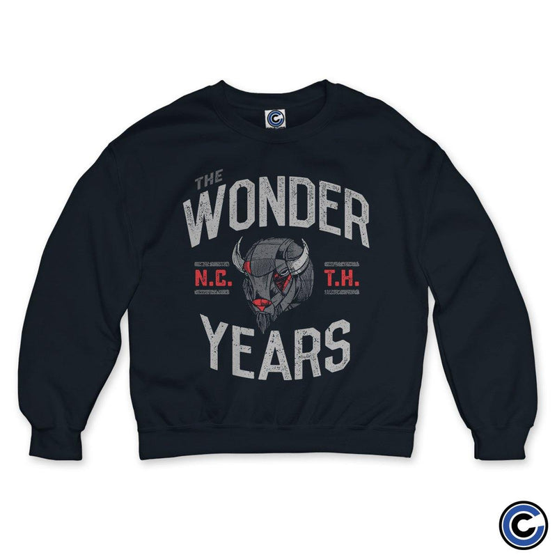 "The Wonder Years ""Athletic Bison"" Crewneck"