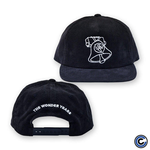 "The Wonder Years ""Bell Snapback"" Hat"