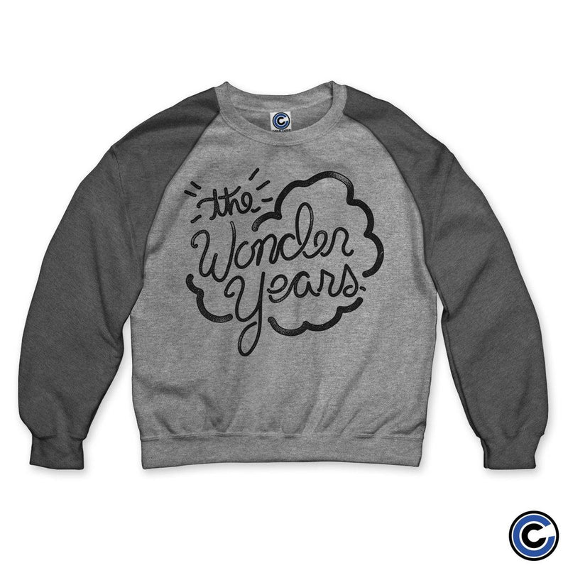 "The Wonder Years ""Cloud"" Crew Neck"