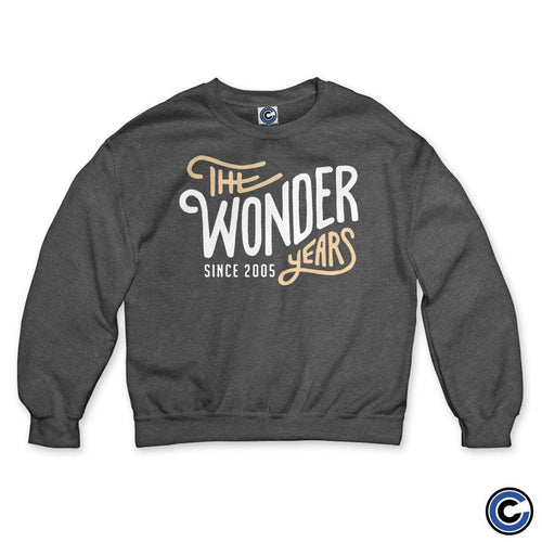 "The Wonder Years ""Flowy"" Crewneck"