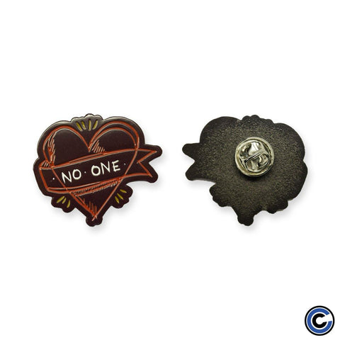 "The Wonder Years ""No One"" Enamel Pin"