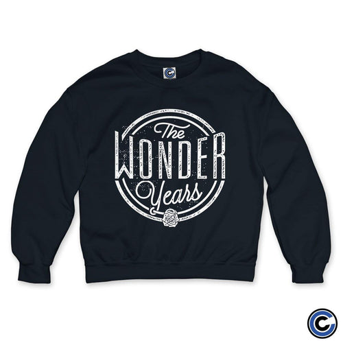 "The Wonder Years ""Rose Circle"" Crewneck"