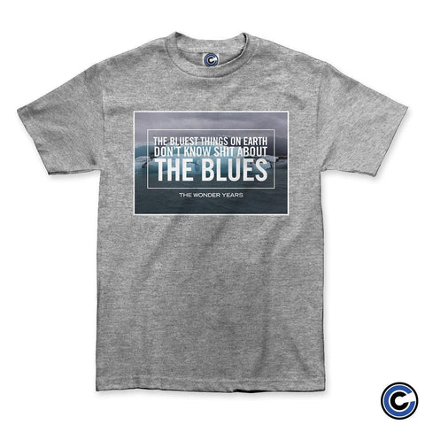 "The Wonder Years ""The Blues"" Shirt"