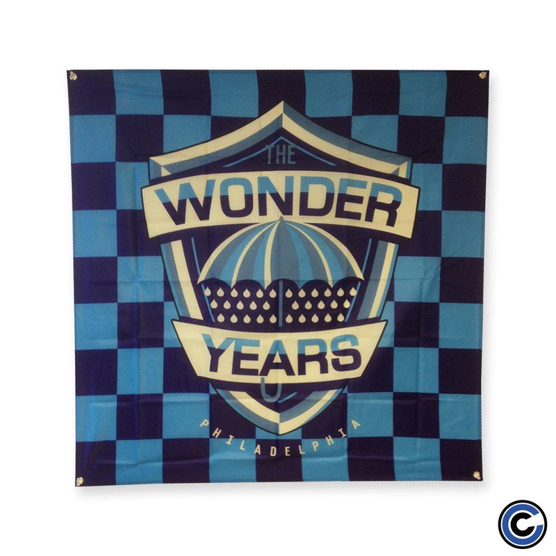 "The Wonder Years ""Umbrella"" Flag"