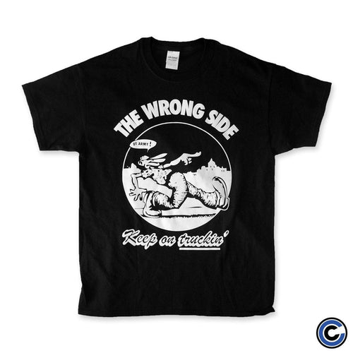 "The Wrong Side ""Truckin"" Shirt"