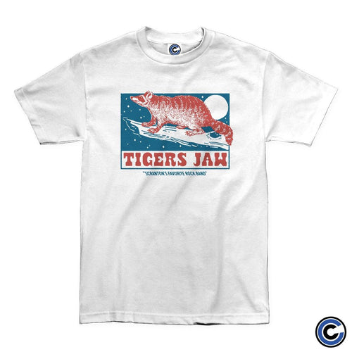 "Tigers Jaw ""Raccoon"" Shirt"
