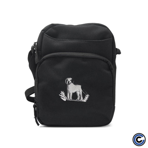 "Buy – Tigers Jaw ""Dog"" Shoulder Bag – Band & Music Merch – Cold Cuts Merch"