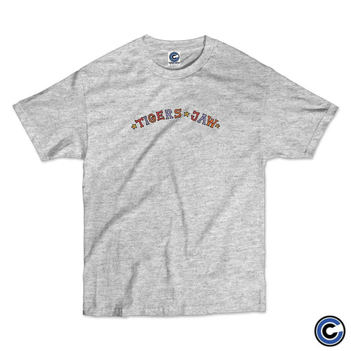 "Buy – Tigers Jaw ""Alexis"" Youth Shirt – Band & Music Merch – Cold Cuts Merch"