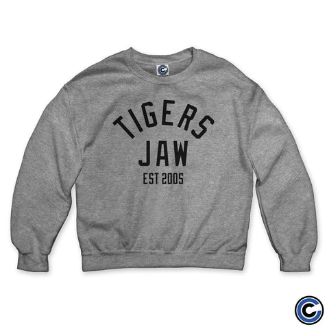 "Tigers Jaw ""2005"" Crewneck"