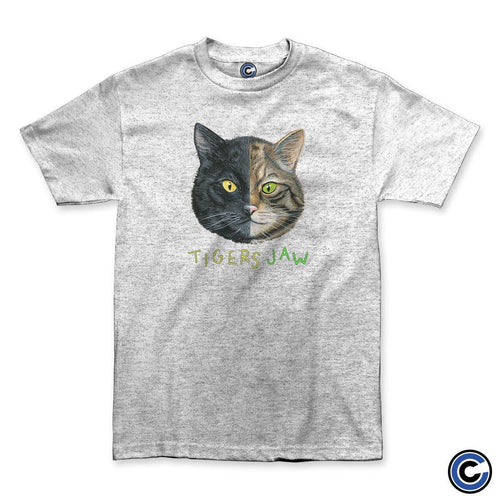 "Buy – Tigers Jaw ""Cat"" Shirt – Band & Music Merch – Cold Cuts Merch"