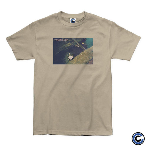 "Buy – Tigers Jaw ""Chairs In Water"" Shirt – Band & Music Merch – Cold Cuts Merch"