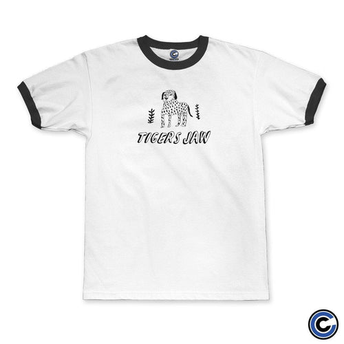 "Buy – Tigers Jaw ""Dalmatian"" Ringer – Band & Music Merch – Cold Cuts Merch"