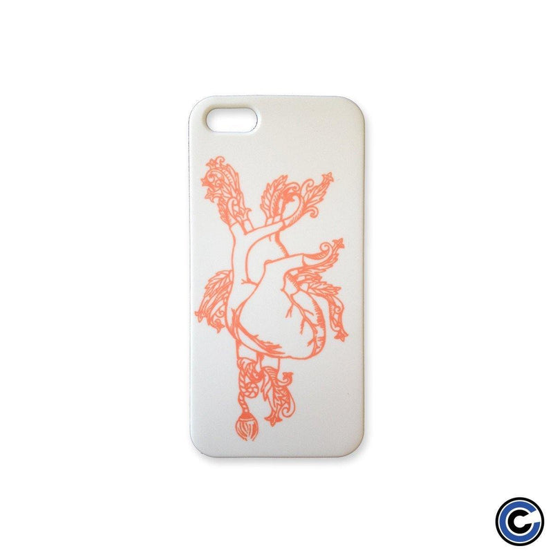 "Tigers Jaw ""Heart"" iPhone Case"